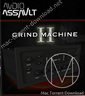 Audio assault grind machine ii icon