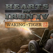 Hearts of iron iv waking the tiger game icon