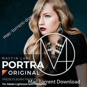 Mastin labs 2018 portra original icon