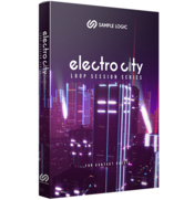 Sample logic loop session series electro city icon