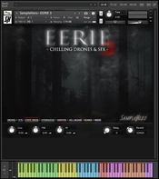 Samplehero eerie 3 chilling drones and sfx icon