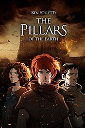 Ken folletts the pillars of the earth book 3 game icon
