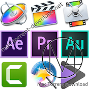 Mac audio and video editors 14 april 2018 icon