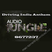 Audiojungle driving indie anthem 8677237 icon