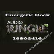 Audiojungle energetic rock 16802416 icon