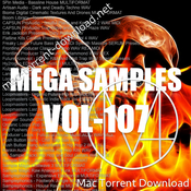 Mega samples vol 107 icon