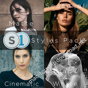 Phaseone the complete styles pack collection icon