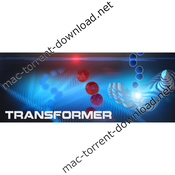 Transformer for after effects icon