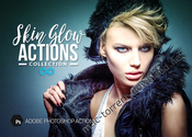Photonify skin glow collection photoshop actions icon