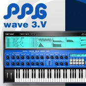 Waldorf ppg wave 3 v icon