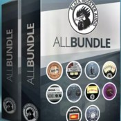 Black rooster audio the all bundle icon