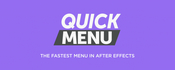 Quick menu 2 icon