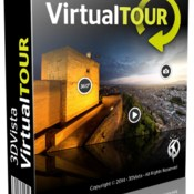 3dvista virtual tour suite icon