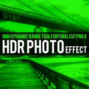 Brooklyn effects hdr photo effect icon
