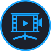 Movavi video editor 15 business icon