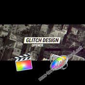 Glitch design opener 22694949 icon