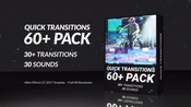 Quick transitions pack icon