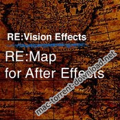 Revisionfx remap for 3 for after effects icon
