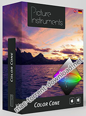 Picture instruments color cone 2 icon