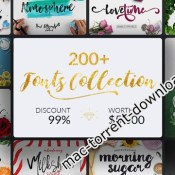 200_fonts_collection_icon