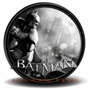 Batman arkham city goty mac game icon