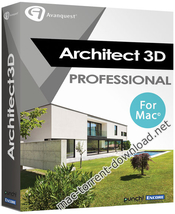 Avanquest architect 3d professional 2017 mac 19 icon