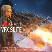 Red giant vfx suite logo icon