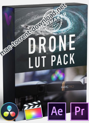 Vamify drone luts flycam luts icon