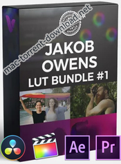 Vamify jakob owens lut bundle 1 icon