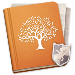 Macfamilytree 9 create and explore your family tree icon