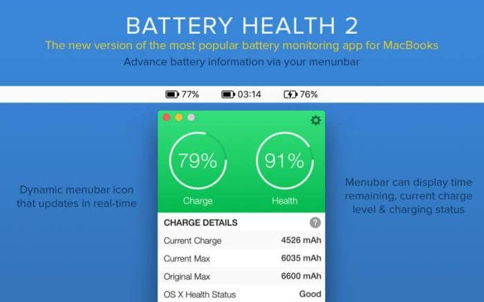 Battery Health 3 v1018 Screenshot 02 dudfhmy