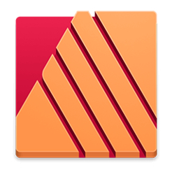 Affinity publisher beta icon