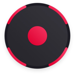 Tuneskit screen recorder icon