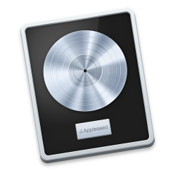 Apple Logic Pro X icon