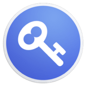 Keeweb cross platform password manager app icon