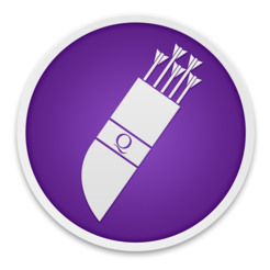 Quiver The programmer s notebook icon