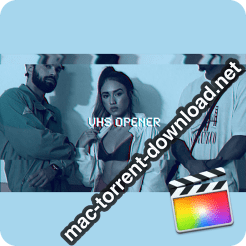 VHS Opener FCPX 24318574