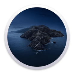 MacOS Catalina 10 15 icon