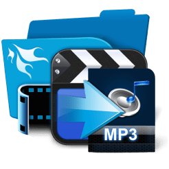 AnyMP4 MP3 Converter for Mac icon
