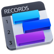 Records icon