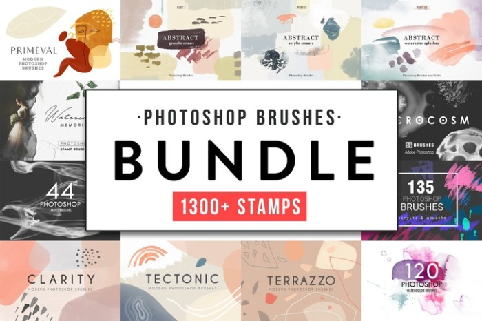 All Photoshop Stamp Brushes Bundle 4319870 Screenshot 01 9nlr3ln