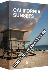 Skylum California Sunsets for Luminar box icon