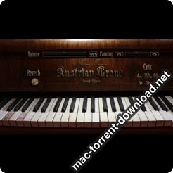 Adam Monroe Music Austrian Grand Piano