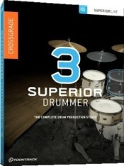 Toontrack Superior Drummer 3 icon