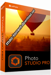 InPixio Photo Studio Pro box icon