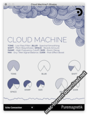Puremagnetik Cloud Machine icon