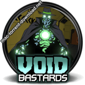 Void Bastards mac game icon