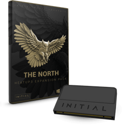 Initial Audio The North HEATUP3 EXPANSION icon