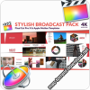 Clean TV Stylish Broadcast Pack for Final Cut