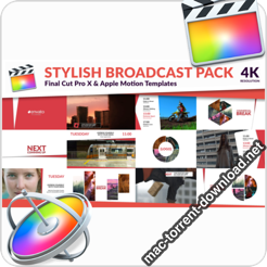Clean TV Stylish Broadcast Pack 26864143 icon